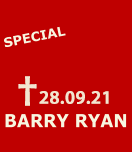 BARRY RYAN SPECIAL